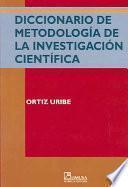 Diccionario de metodolog¡a de la investigaci¢n cient¡fica