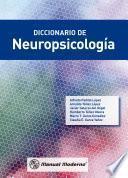 Diccionario de neuropsicología