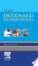 Diccionario de odontología