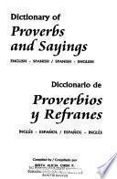 Diccionario de Proverbios Y Refranes