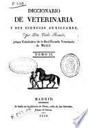 Diccionario de veterinaria y sus ciencias auxiliares: C-D