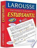 Diccionario Educativo Estudiantil