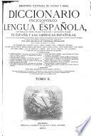Diccionario enciclopédico de la lengua española