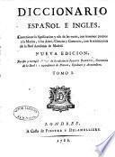 Diccionario español e ingles,