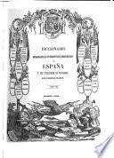 Diccionario geografico-estadistico-historico de España y sus posesiones de ultramar