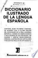 Diccionario ilustrado de la lengua espańola