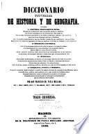 Diccionario universal de historia y de geografia