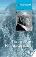Dichos de Krishnamurti
