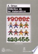 Didáctica de las matemáticas
