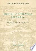 Dido en la literatura española