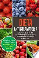 Dieta Antiinflamatoria, en Espanol