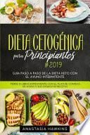 Dieta Cetogénica Para Principiantes 2019