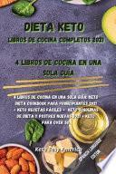 Dieta Keto Libros de Cocina Completos 2021