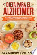 Dieta para Alzheimer