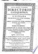 Directorio catequistico