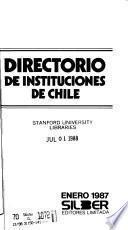 Directorio de instituciones de Chile