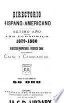 Directorio hispanoamericano