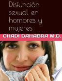 Disfunción sexual en hombres y mujeres