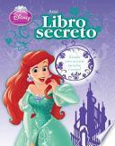 Disney Ariel Libro Secreto