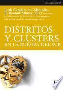 Distritos y clusters en la Europa del Sur