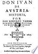 Don Juan de Austria, historia