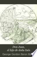 Don Juan, el hijo de doña Inés