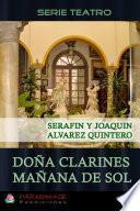 Doña Clarines - Mañana de Sol
