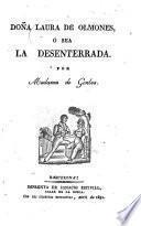 Doña Laura de Olmones o seo La desenterrada