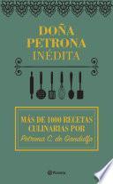 Doña Petrona inédita