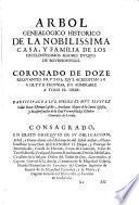 Doze Frutos de la muy antiqua, y ilustre Casa de Bournonville