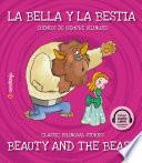 E-book y Audio bilingüe. La bella y la bestia / Beauty and the Beast