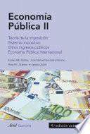 Economía Pública II