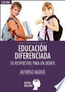 Educación diferenciada