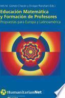 Educación Matemática y Formación de Profesores