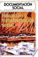 educacion y transformacion social
