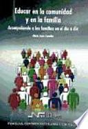 Educar en la comunidad y en la familia