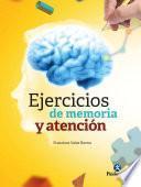 Ejercicios de memoria y atención (Color)