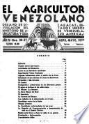 El agricultor venezolano