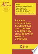 El alumno como productor de textos desde los 3 a los 11 años en el CEIP El Quijote