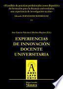 El análisis de prácticas profesionales como dispositivo de formación para la docencia universitaria: una experiencia de investigación-acción