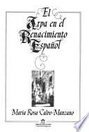 El Arpa en el Renacimiento español