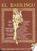 El Basilisco : revista de materialismo filosófico 1a Época. No 7