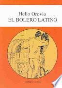 El bolero latino