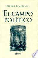 El campo político