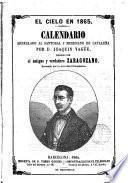 El Cielo en 1865