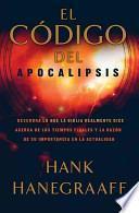 El código del apocalipsis