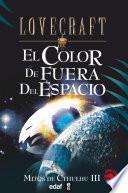 El color de fuera del espacio