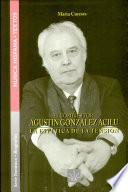 El compositor Agustín González Acilu