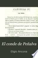 El conde de Peñalva