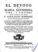 El Devoto de Maria Santíssima